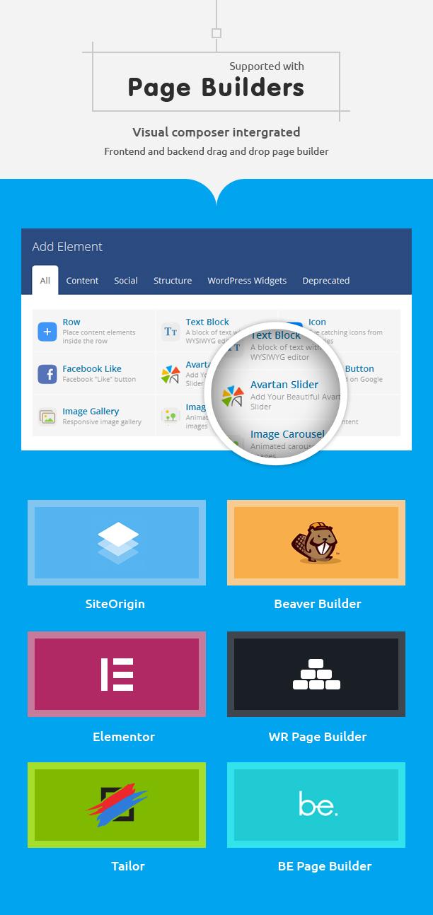 Supported Page Builder with Avartan Slider Avartan Slider - Responsive WordPress Slider Plugin Nulled Free Download Avartan Slider – Responsive WordPress Slider Plugin Nulled Free Download 07 page builder avartan slider