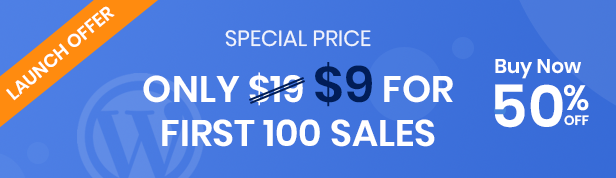 WPFileo Launching Offer 50% Discount