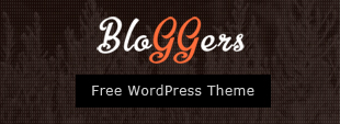 Bloggers Lite - Free Blog WordPress Theme