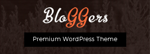 Bloggers - Premium Responsive Blog WordPress Theme