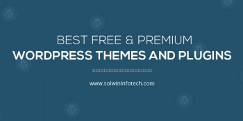 Best WordPress Themes and Plugins