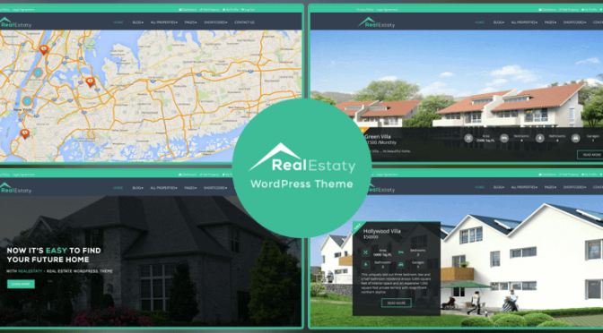 RealEstaty - RealEstate WordPress Theme