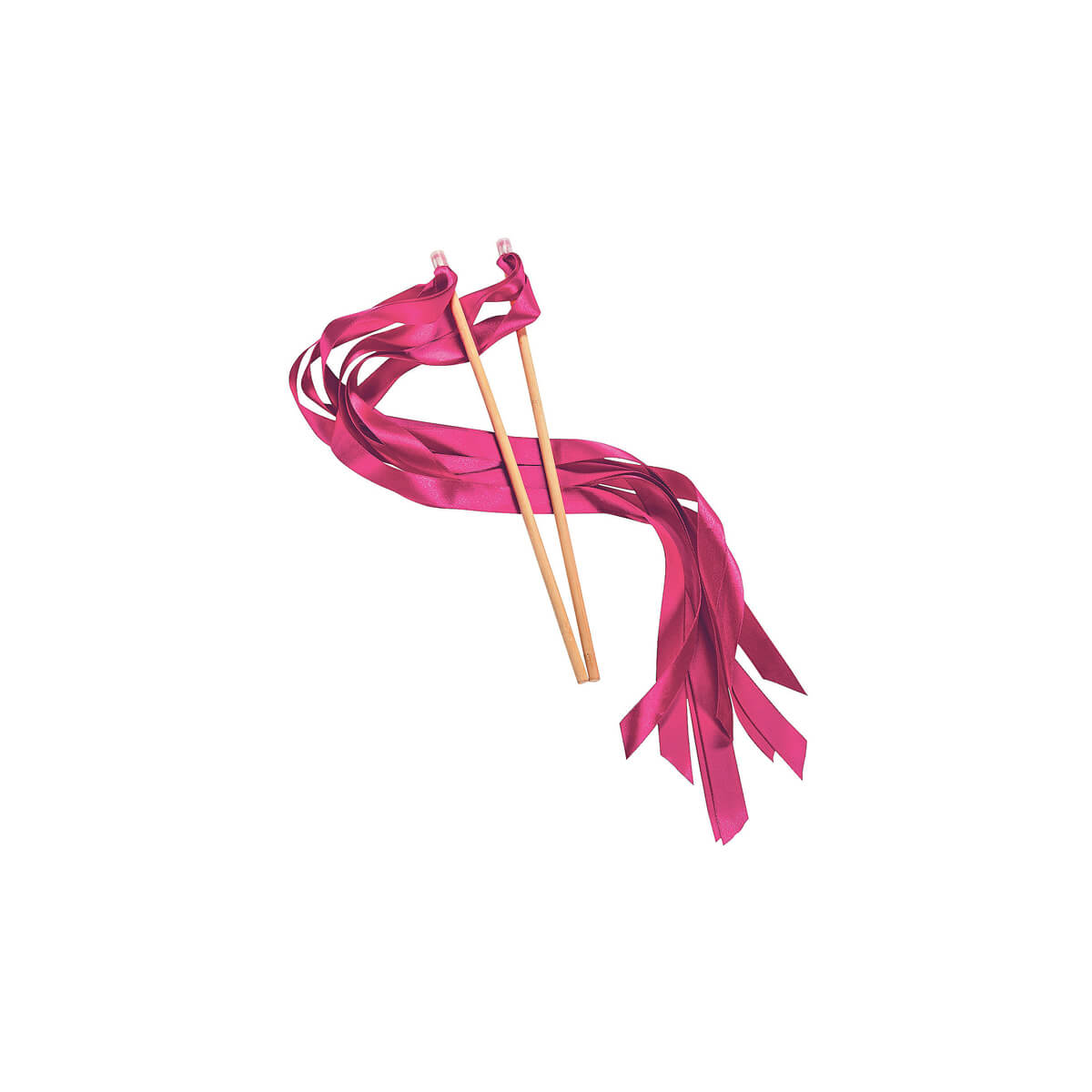 Ribbon wands twogether for Ribbon wands