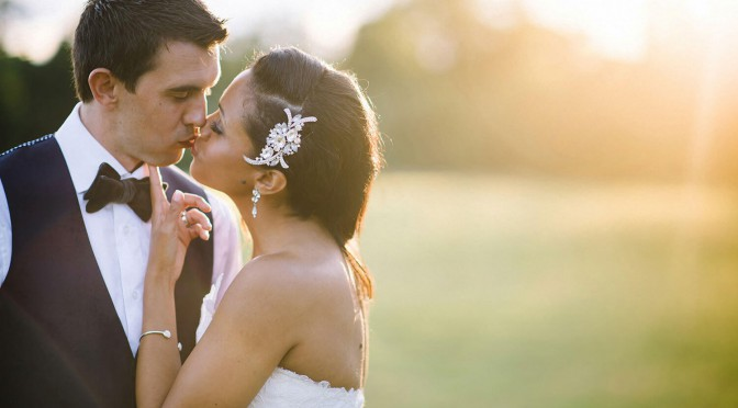 Wedding WordPress Theme - Wedding Banner