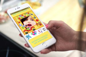 Baby Photo Frames + - Free iPhone Mobile Application