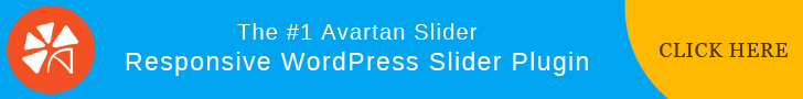 Avartan - Responsive WordPress Slider Plugin