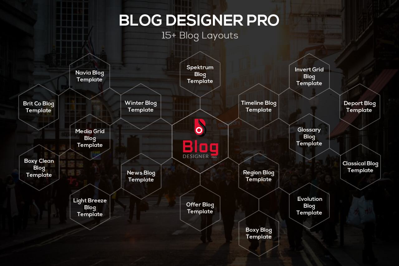 Blog Designer PRO Blog Layouts