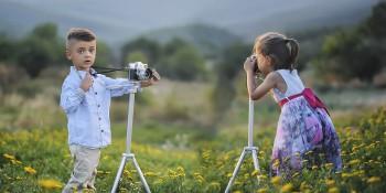 Little Photographers