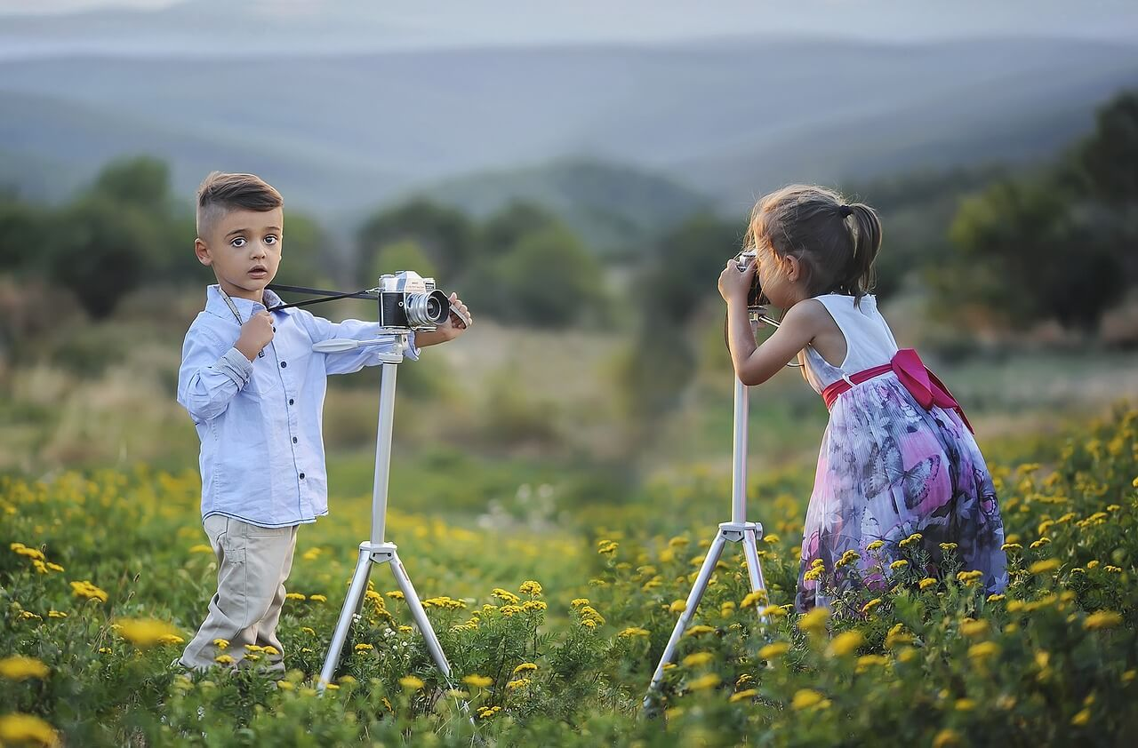 Little Photographers